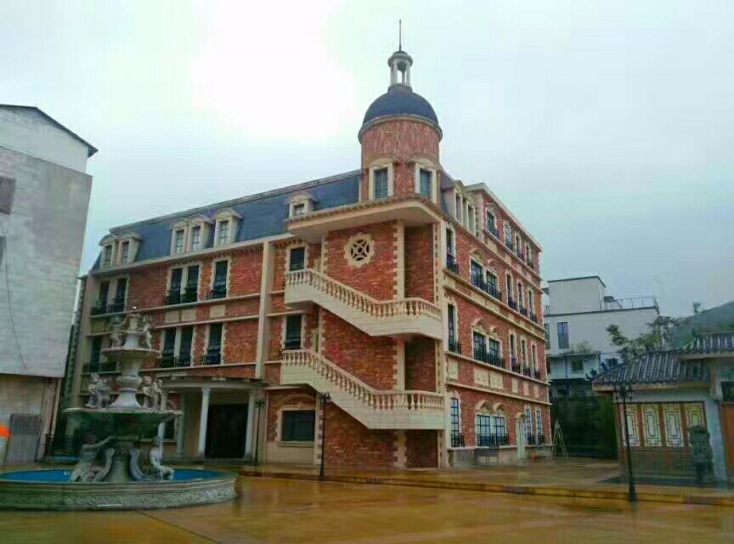 深圳玫瑰小镇
