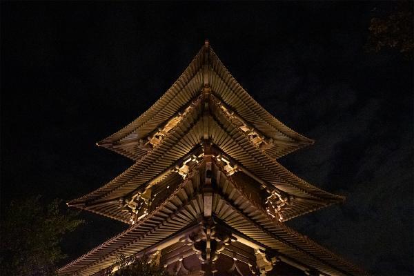 广富林灯会